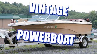 1. SELLING MY VINTAGE BOAT! - Real Cheap Subscriber Special! SOLD!!!!