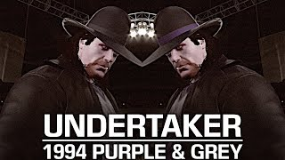 I showcase The Undertaker mod from 1994 when he wore grey and purple gear! This Undertaker mod is created by PooPMasta!Show some love by leaving a like, sharing and subscribing for more awesome videos like these!OUTRO MUSIC: Undertaker's Rollin Theme Cover by JAYDEGARROWJAYDEGARROW's YouTube: https://www.youtube.com/channel/UCit4zHRRYaU5Og8ZHqvA7jQFOLLOW ME HERE:Facebook: https://www.facebook.com/julian.rosado.14Twitter: https://twitter.com/Jules1451Instagram: https://www.instagram.com/jules1451/Snapchat: @Jules1451Want to see more WWE 2K16 & WWE 2K17 Content? Visit this link for more! http://www.thesmackdownhotel.com