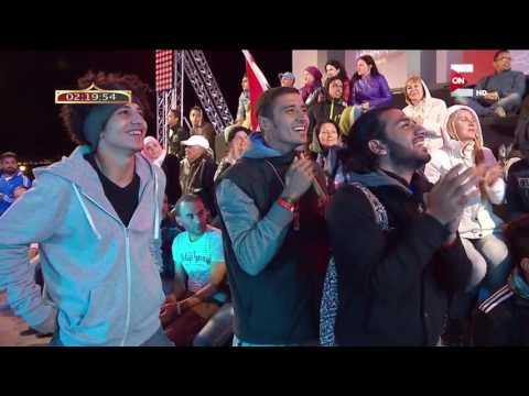 رقم قميص حازم إمام يجلب حظا وافرا لمتسابق مصري في Ninja Warrior بالعربي