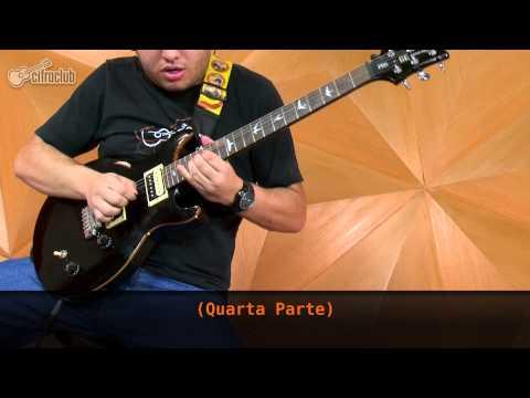 Cryin' – Joe Satriani (aula de guitarra)