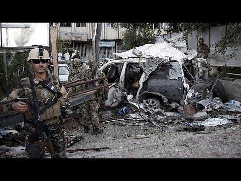 Φονική βομβιστική επίθεση στην Πράσινη Ζώνη της Καμπούλ