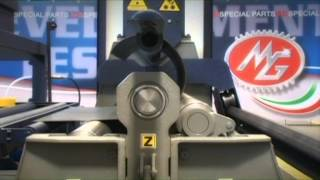 MH 4 Roll Plate Rolling Machines