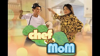 Learn how to turn your ordinary dishes into extraordinary culinary masterpieces. Chef Jeremy Favia puts his culinary skills to the test against his Mommy Lalie as they prepare the same dish, quibbling and arguing over which way is better. Will Chef Jeremy's creativity in the kitchen out-match mommy Lalie's family style cooking, or will it be the other way around?