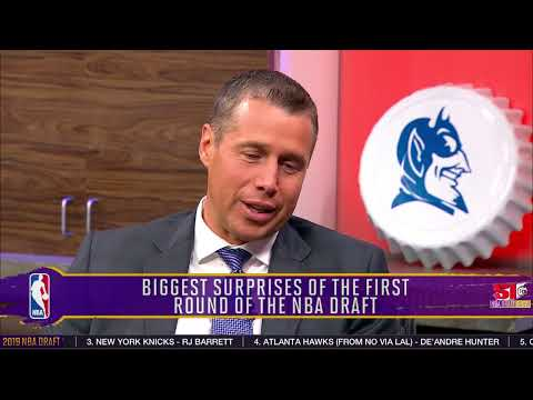 Sports Illustrated 2019 NBA Draft Live Show