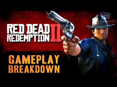 Red Dead Redemption 2 - Gameplay Video Breakdown