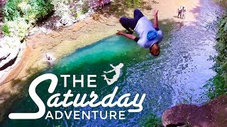 WARNING: Activities and locations seen on this channel may be dangerous or illegal. The Saturday Adventure must insist that no ...