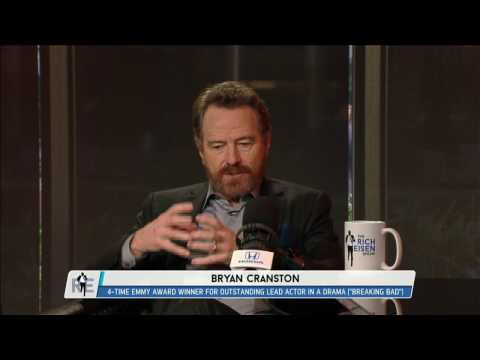 Actor Bryan Cranston on His Favorite 'Breaking Bad' Episode - 12/19/16