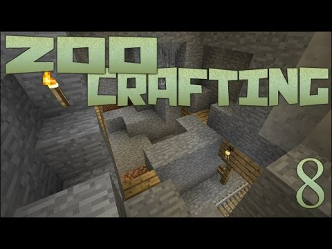Labyrinth of Webs 🐘 Zoo Crafting: Episode #8