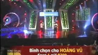 Song Ca Cung Than Tuong Ngày 22/12/2011 - Ca Sy Khanh Linh&Hoang Vu (Chut Nang Vang Bay))