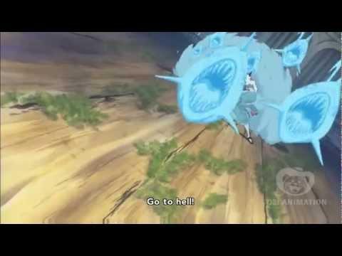 One Piece [HD]: Hody Jones – Fishman Jujutsu:Mizugokoro – Murasame