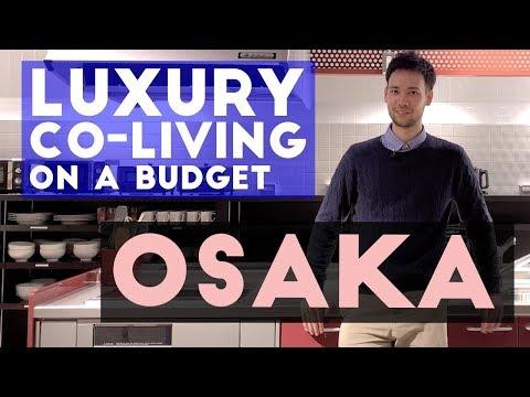 TERMINALS TAKATSUKI - Social Apartment Video Tour #1 (TERMINALS高槻 - ソーシャル … видео