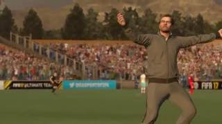 FIFA 17 -All Manager  Faces & Goal Scoring Moment