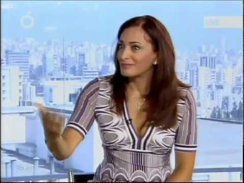 A Million Steps - Hana Hibri Interview OTV - Part 1
