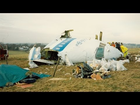 The CIA, Drugs and Blowing Up Pan Am 103