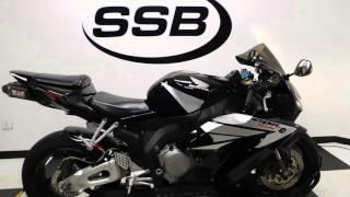 9. 2005 Honda CBR1000RR Black - used motorcycle for sale - Eden Prairie, MN