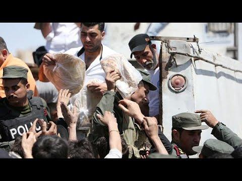 العرب اليوم - شاهد: بدء إعادة إعمار الدوما والحكومة تبدأ بـ 5 مليارات ليرة سورية