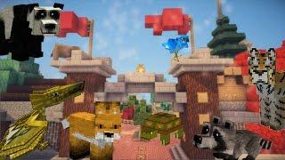 Minecraft Zoo!