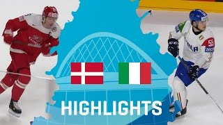 Дания - Италия2-0
