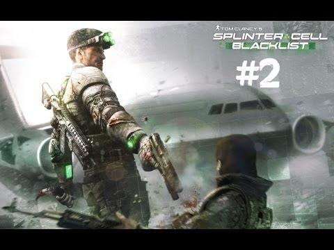 Splinter Cell Blacklist Прохождение Часть 2 - Безопасный дом