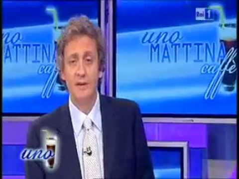 UnoMattina Caffè - Lucia Giovannini presenta Libera la tua Vita su Rai 1