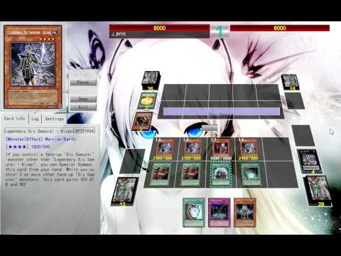OuroborosLoop - So I just decided to make mini series where I show some combos. For this combo you need 2 Six Samurai United/Shien's Dojo and Gateway of the Six and Hand of ...