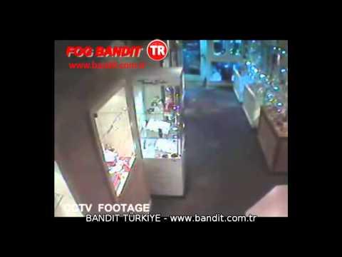 Bandit Türkiye - Kuyumcuda Hırsızlık