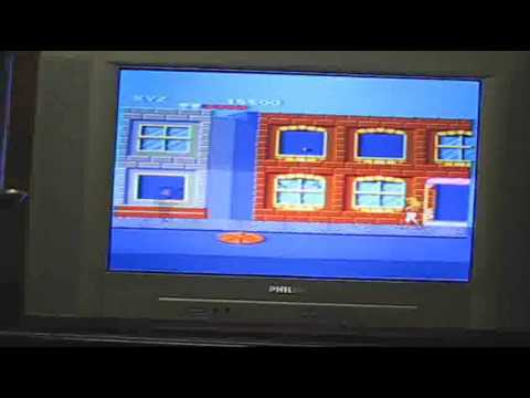 Gangster Town Master System