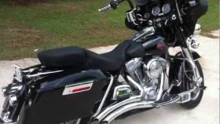 9. Custom 2004 Harley ElectraGlide Standard