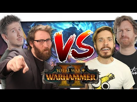 COMMUNICATION IS KEY | Total War: Warhammer 2 w/Hat Films