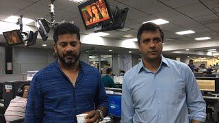 Live : Gambhir 'Dada' Plans KKR's Fall Tonight | SportsTak