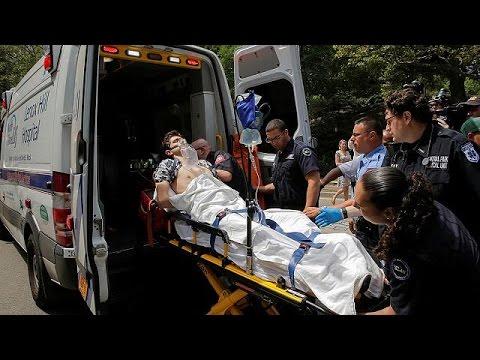 ΗΠΑ: Ένας τραυματίας από έκρηξη στο Central Park