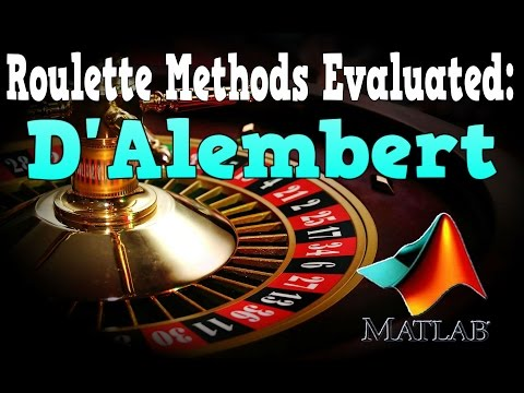D'Alembert Method Roulette – Does it work? | How To Win At Roulette