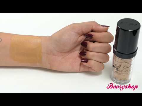 LA Girl LA Girl Pro Coverage HD Liquid Foundation Tan