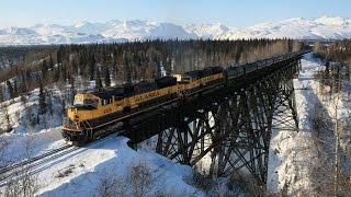 Video The History Of The Rail Transport (Railway Freight Yards Industry) MP3, 3GP, MP4, WEBM, AVI, FLV Juni 2019
