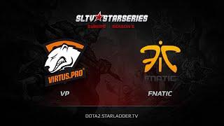 Virtus.Pro vs Fnatic, game 1
