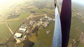 Beccles United Kingdom  City pictures : My first camera jump uk parachuting beccles
