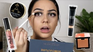 Video Full Face Testing NEW Makeup | ABH Subculture + More MP3, 3GP, MP4, WEBM, AVI, FLV Maret 2019