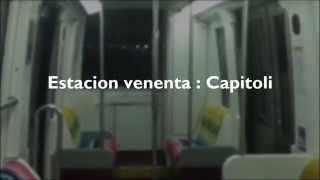 Voix : Muriel Batbie Castell - « Depuis plusieurs années, le métro toulousain parle occitan et annonce en langue d'Oc le nom des stations. Début octobre, le ...