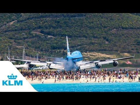 A Big Plane on a short runway