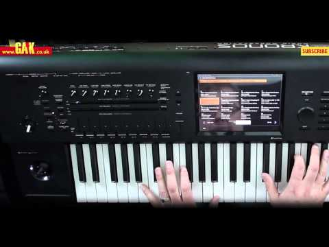 korg - Subscribe to GAKvision for daily video demos and features - http://www.youtube.com/subscription_center?add_user=GAKVision Watch this video in my Pro Audio pl...