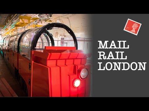 Mail Rail - secret London underground