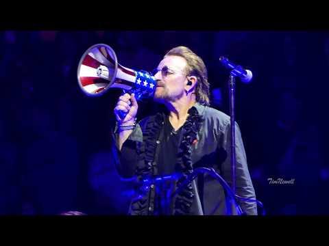 "U2 ""American Soul"" (4K, Live, HQ Audio) / Chicago / May 23rd, 2018"