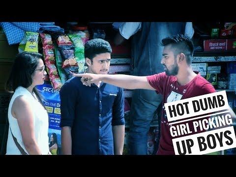 (Hot Dumb Girl Picking Up Boys In Nepal (Twist)...13 min)