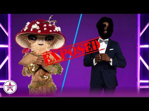 EXPOSED! The Masked Singer Mushroom Is a MAJOR Hip Hop Singer and Producer!