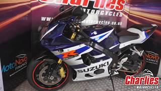 7. £3495  2004 SUZUKI GSXR 1000