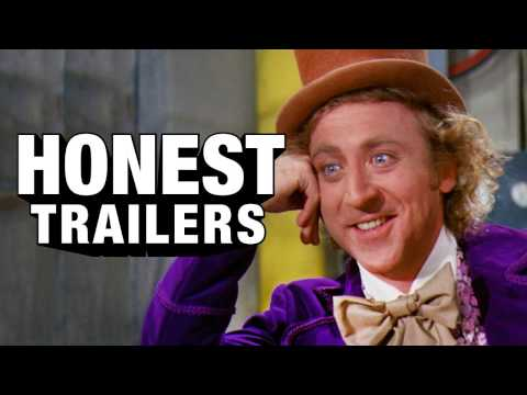 Honest Trailers - Willy Wonka & The Chocolate Factory (Feat. Michael Bolton)