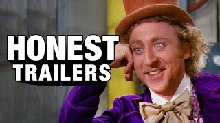 Video Honest Trailers - Willy Wonka & The Chocolate Factory (Feat. Michael Bolton) MP3, 3GP, MP4, WEBM, AVI, FLV April 2018