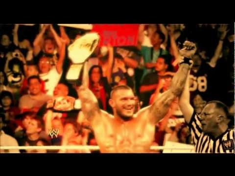 WWE Smackdown 3 12 2012 part 2 / 9 780p HDTV ultra HD RAW February