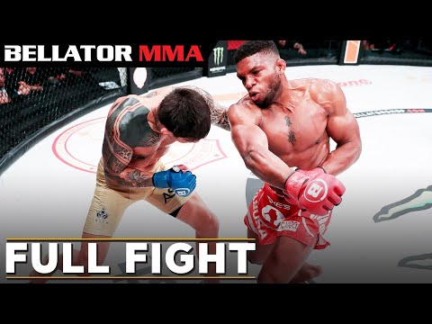 Full Fight | Paul Daley vs. Erick Silva - Bellator 223