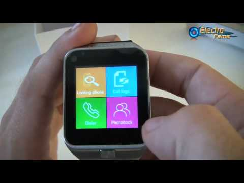 Review of the Smartwatch Watchphone ZGPAX S28: Test, Benchmark, and Specifications – ElectroFame